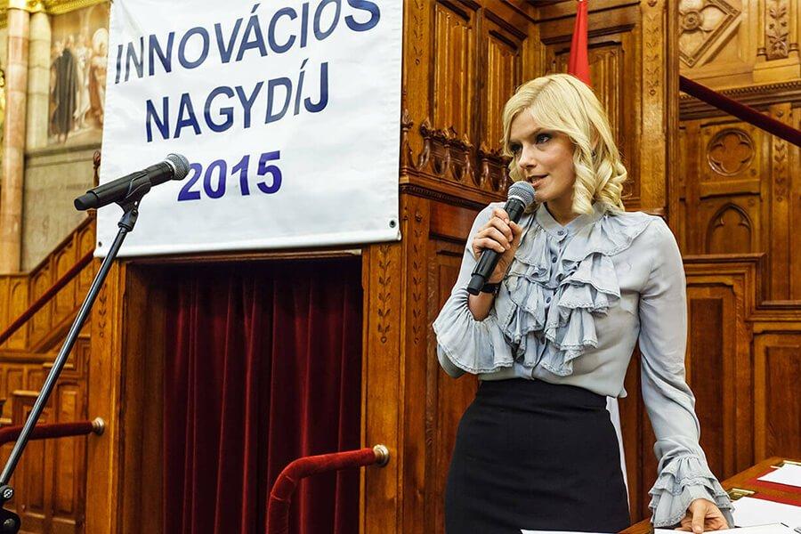 Magyar Innovációs Nagydíj - 2015